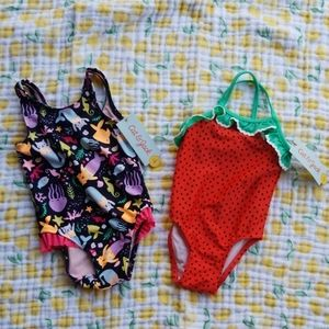 Other - NWT Infant Swimsuit Bundle
